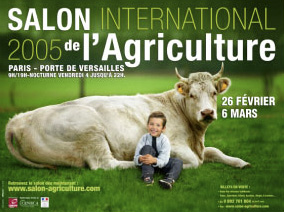 Le salon de l 39 agriculture de paris www for Nocturne salon agriculture